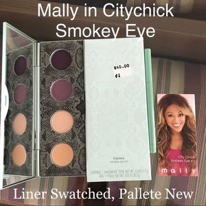 Mally Smokey Eye Palette